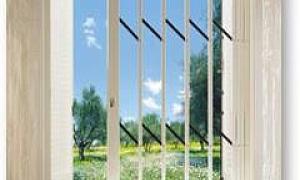 Fenstergitter vom Profi für Einbruchschutz